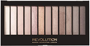 Image Unavailable. Image not available for. Color: Makeup Revolution Redemption Eyeshadow Palette, Iconic 3