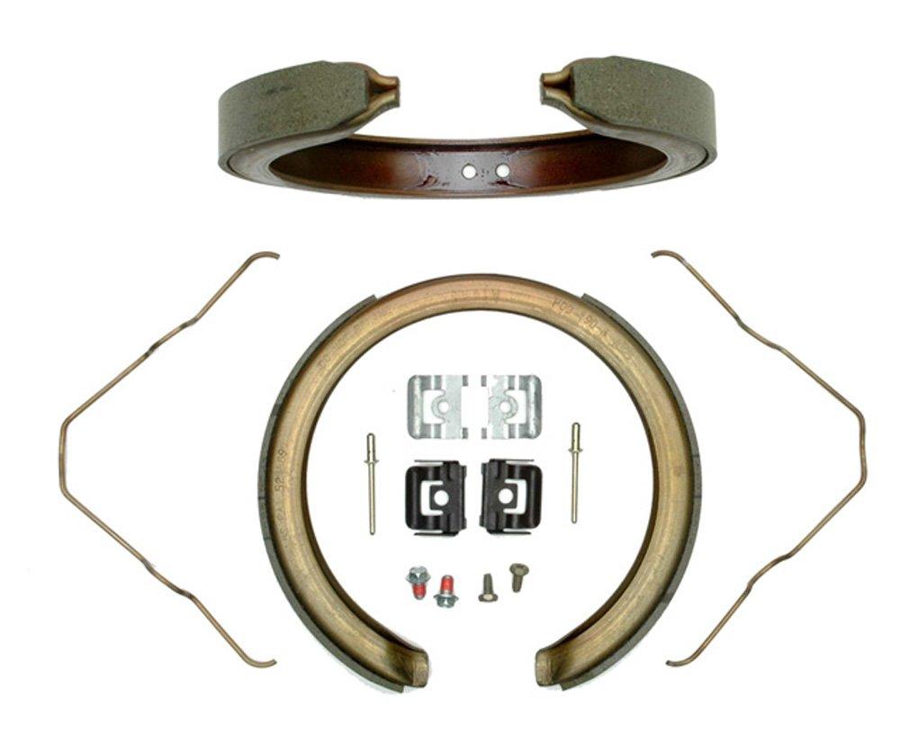 Raybestos 784PG Professional Grade Parking Brake Shoe Set - Drum in Hat by Raybestos (Image #2)