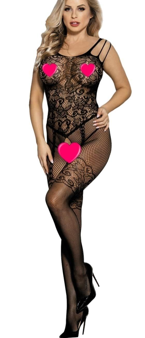 f4523de44c ... Wet Look Faux Leather Bodysuit Teddy Lingerie One Piece Plus Size UK 8  10 12 14 16 18 20 22 Clubwear Tops for Women. £10.64. MarysGift Womens  Floral ...