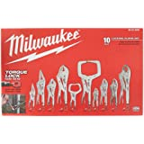 Milwaukee Torque Lock Locking Pliers Kit (10-Piece)