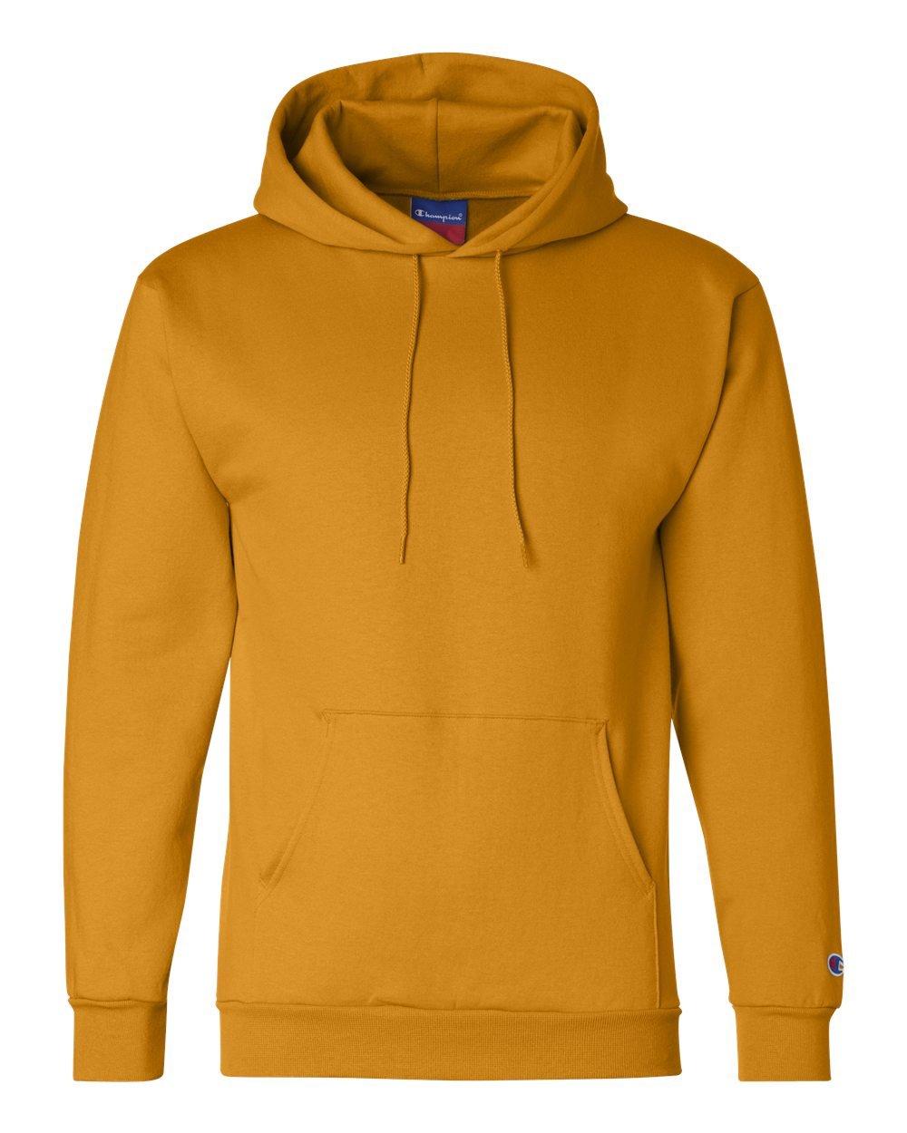 Champion Mens Front Pocket Pullover Hoodie Sweatshirt