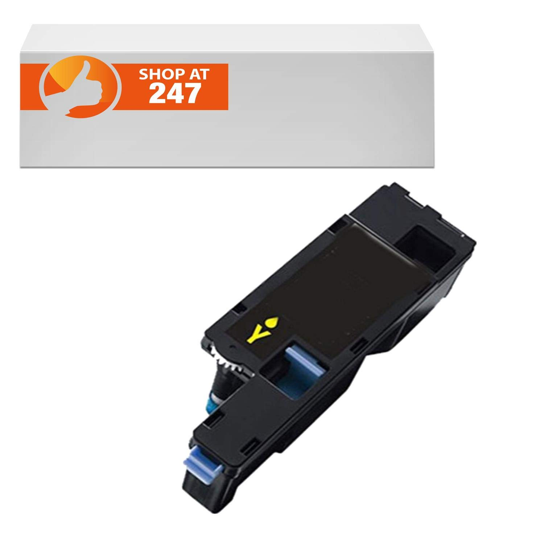 1 pk 1660 Cyan Toner for Dell C1660W Printer FREE SHIPPING!