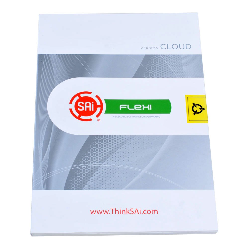 FlexiSTARTER 11 Liyu Cloud Edition Version Cutting Plotting Software by Ving