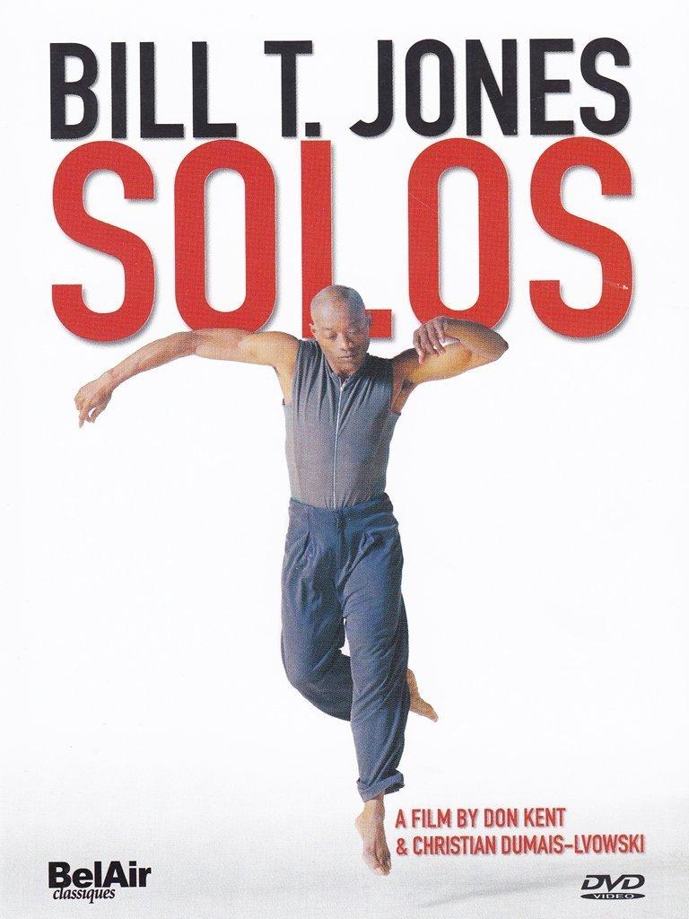 DVD : Bill T. Jones - Bill T. Jones Solos (DVD)