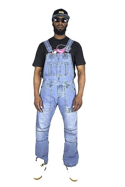 Peviani Combat Barra Jeans Hombres Peto, Hip Hop Designer ...