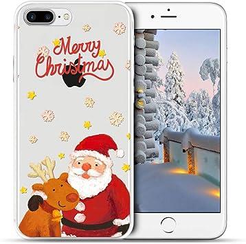 coque iphone 7 plus noel