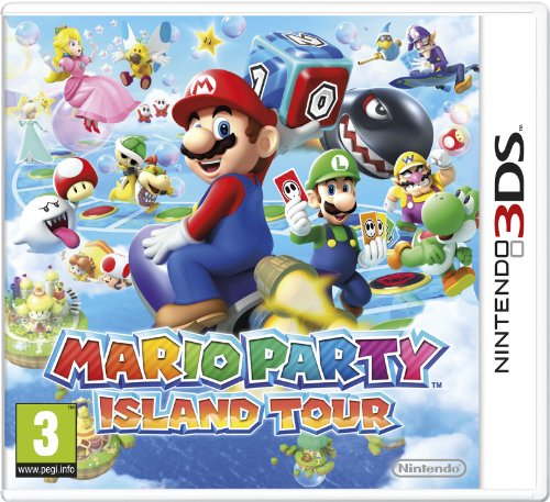 Mario Party: Island Tour (Nintendo 3DS) by Nintendo