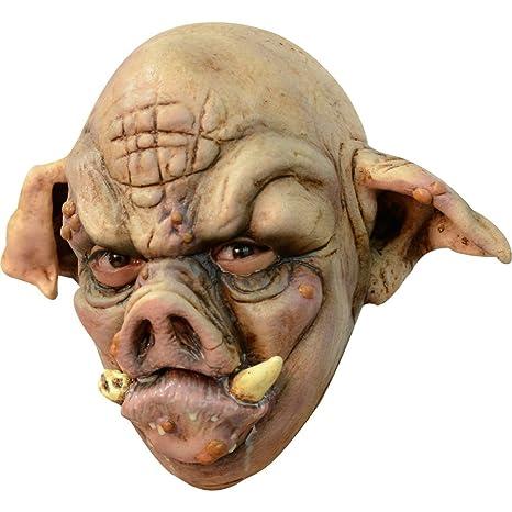 GHOULISH Máscara de Jabalí Rabioso