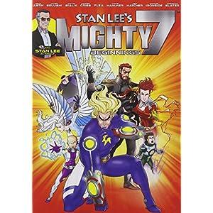 Stan Lee's Mighty 7 Beginnings (2014)