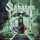 Sabaton: Heroes - Earbook (Audio CD)