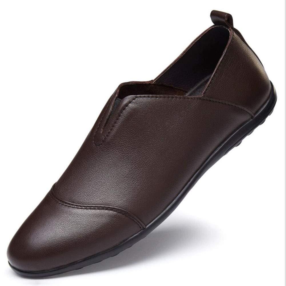 Y-H Herren Casua-Schuhe Spring Herbst Herbst Herbst Loafers & Slip-Ons Casual Business Schuhe, atmungsaktiv, weich Faule Schuhe Erbsenschuhe Formelle Business Arbeit  03ff3e