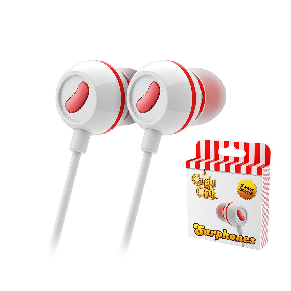 Candy Crush In Ear Headphones Apple Amazoncouk Electronics