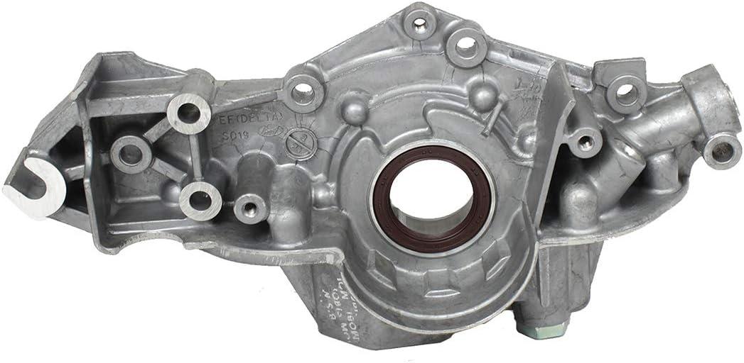 2500cc Sportage Santa Fe VIN V 2.7L // DOHC // V6 // 24V // 2493cc 2656cc // VIN 8 Sonata DNJ OP136 Oil Pump for 1999-2010 // Hyundai Tiburon Kia//Optima Tucson // 2.5L