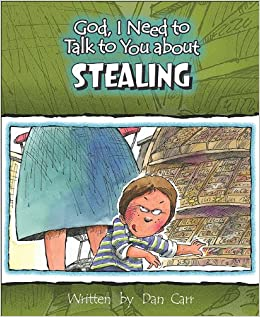 Book Stealing (God, I Need to Talk to You About...)