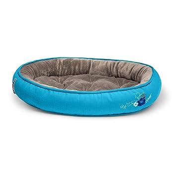 Rogz CPS de 04 Catz Snug PODZ/Gato Cama, S, Color Azul: Amazon.es: Productos para mascotas