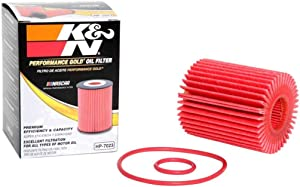 K&N Premium Oil Filter: Designed to Protect your Engine: Fits Select LEXUS/TOYOTA Vehicle Models (See Product Description for Full List of Compatible Vehicles), HP-7023