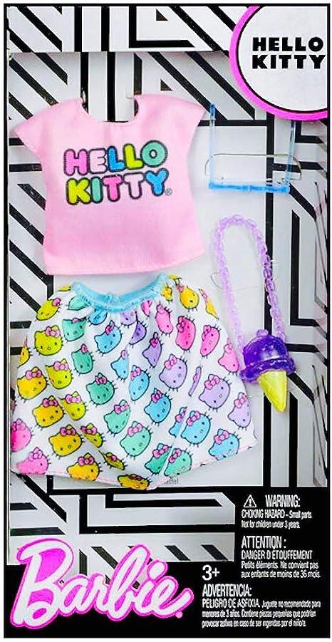 Barbie Hello Kitty Fashion 4FXJ92