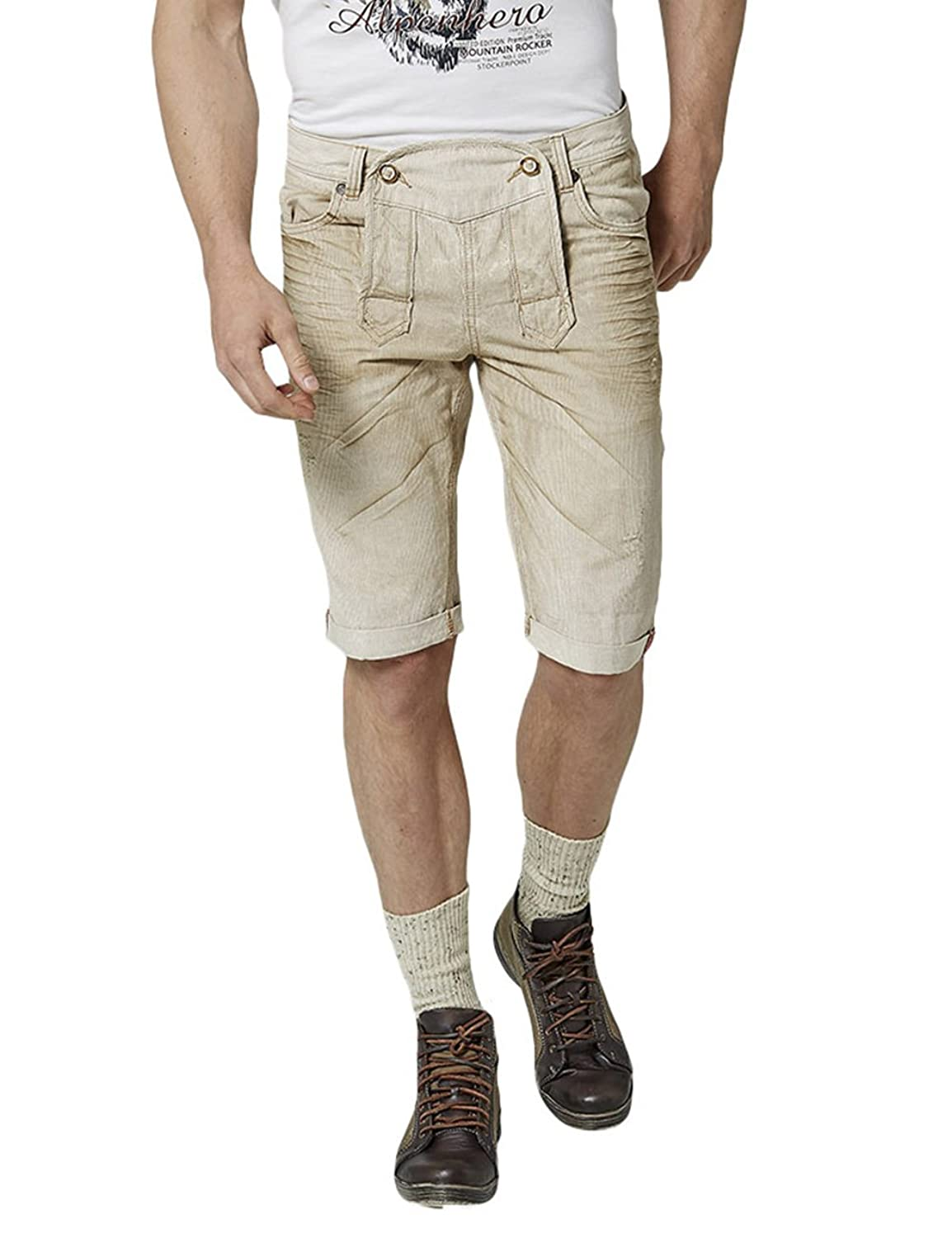 Stockerpoint Herren Hose Short Nelson