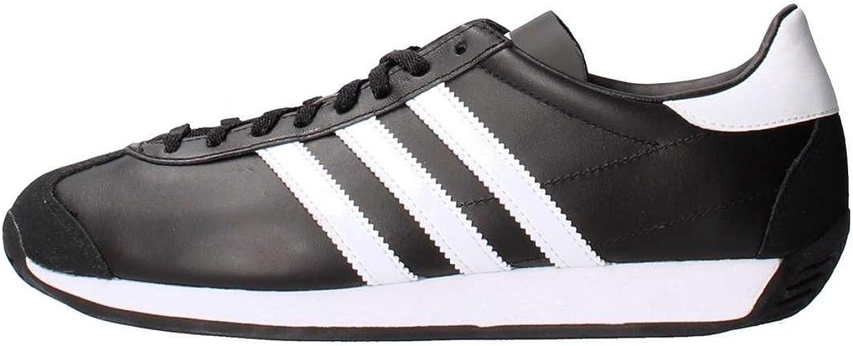 Adidas Herren Originals Country Og Sneaker Schwarz, 39 13