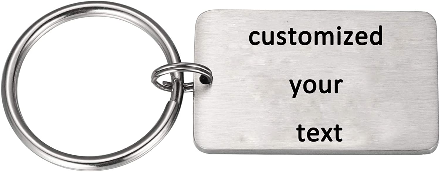 Laser Etched Drive Safe We Need Your Paycheck Keychain Drive Safe Keyfob Thick Premium Leather Keyring Husband Anniversary Personalised