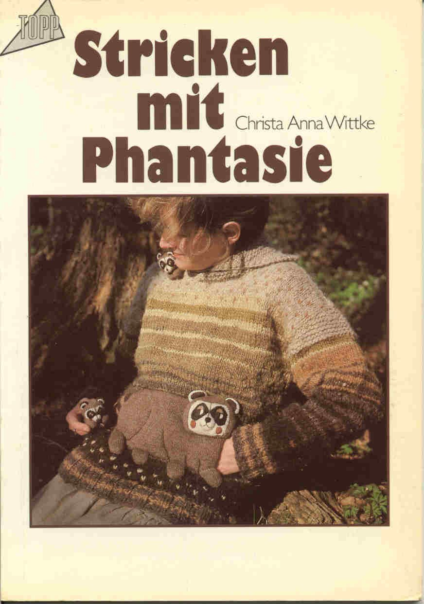 Stricken mit Phantasie