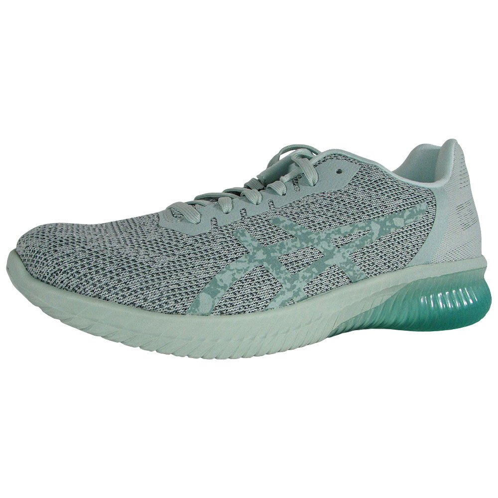 ASICS Womens Gel-Kenun Athleisure Fitness Running Shoes B0753WHQV6 6 B(M) US|Green/Green/Green