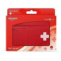 Amazon Basic Care - Kit de primeros auxilios, 54 unidades