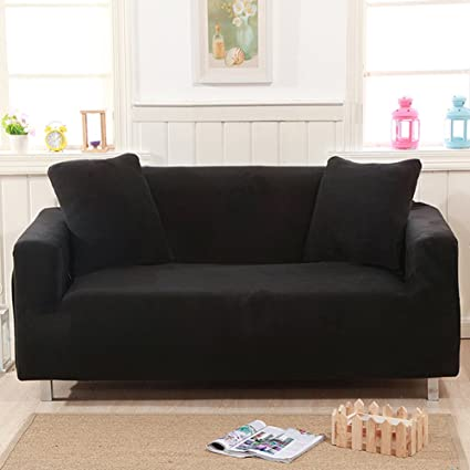 Amazon.com: Thicken Furniture Protector High Elasticity Sofa ...