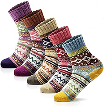 Women's Winter Socks Gift Box