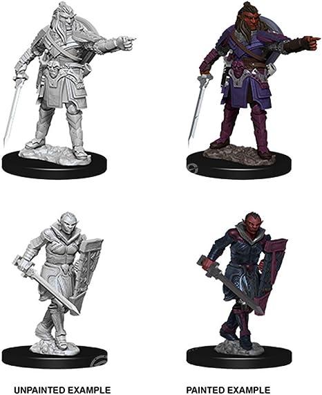 Dungeons & Dragons: Nolzurs Marvelous Unpainted Minis: Hobgoblins ...