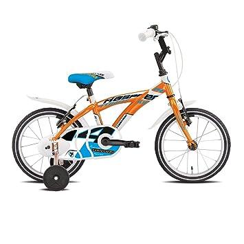 TORPADO - Bicicleta Infantil T680 Kasper 14 1v Naranja (niño ...