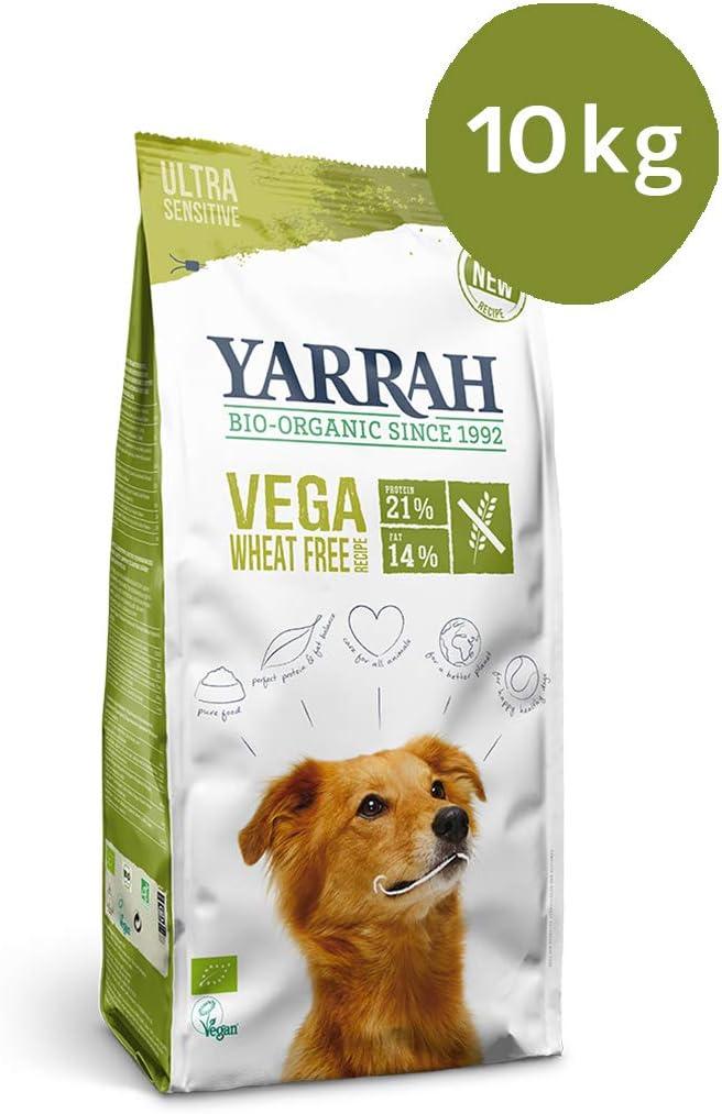 con Pesce MSC e Piselli Bio per Cani Adulti di Piccola Taglia Yarrah Cibo Cecco Bio per Cani con Pollo 2 kg Senza Additivi Artificiali