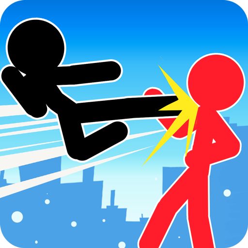 Stickman Fighter : Mega Brawl -