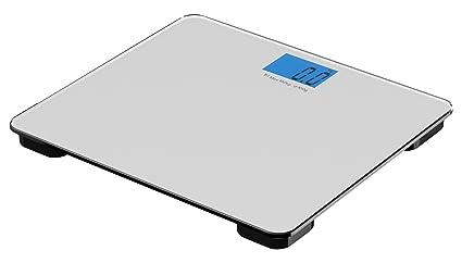 Prixton BC100 - Báscula de baño, Bluetooth 4.0, LCD