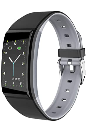 Amazon.com: Fitness Tracker for Men USB Charger HR ...