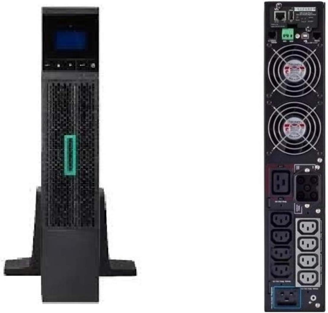 HP R/T3000 GEN5 3000VA 2700W 208V to 240V High Voltage NA/JP 2U Rack Tower UPS Q1L86A