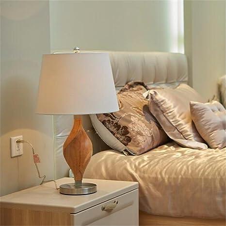Amazon.com: DHXY Lámpara de escritorio moderna lámpara de ...