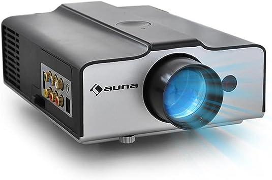 auna EH3BS proyector (LED, HDMI, Entrada de Video, HD Ready ...