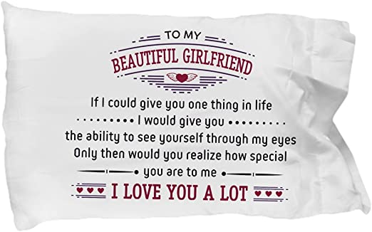 Amazon Com Head Master Cups Girlfriend Gifts Pillow Case To My