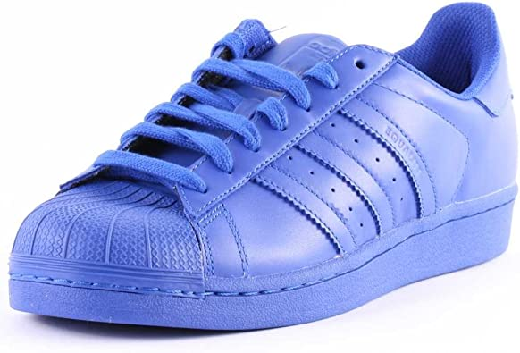 Adidas Superstar Supercolor chaussures 4,5 bold blue: Amazon