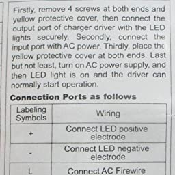 Admirable Amazon Com Customer Reviews Leorx Led Transformer Led Power Supply Wiring Digital Resources Funapmognl