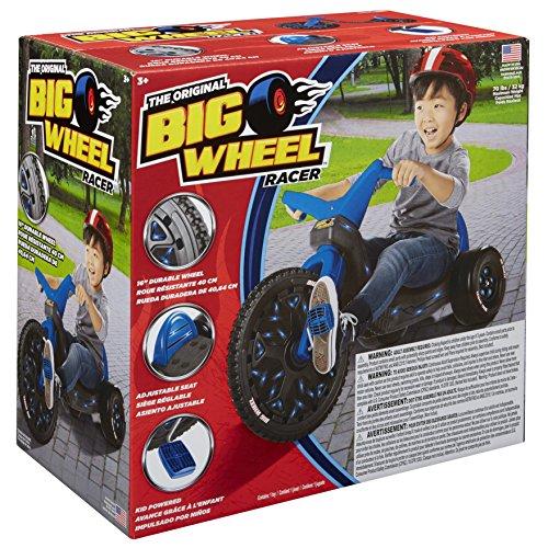 Wheels Blue 2 (Big Wheel Toy, Blue, 16