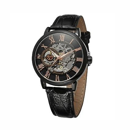 Relojes de Pulsera para Hombres Reloj de Hombre Estuche de ...
