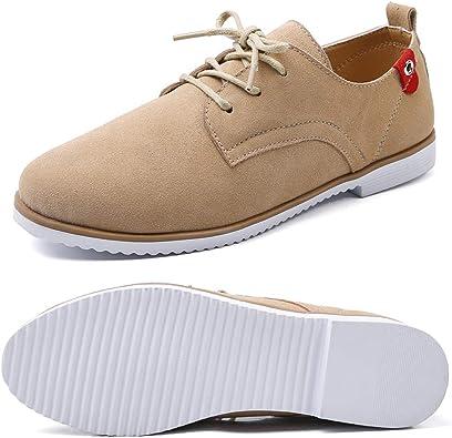 Vintage Flats Oxfords Shoes