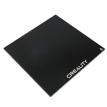 Ender 3 Creality - Plataforma de impresora 3D de vidrio templado ...