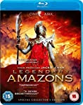 Cover Image for 'Legendary Amazons'