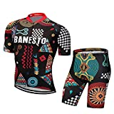 2017 New Cycling Jerseys Short Sleeves Summer Breathable Cycling Clothing Pro MTB Bike Jerseys Ropa ciclismo