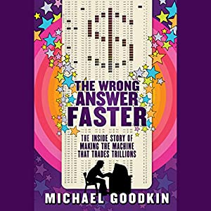The Wrong Answer Faster Audiobook