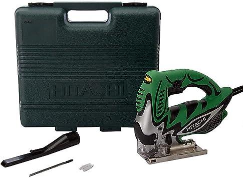 Hitachi CJ110MV - Sierra caladora: Amazon.es: Bricolaje y herramientas