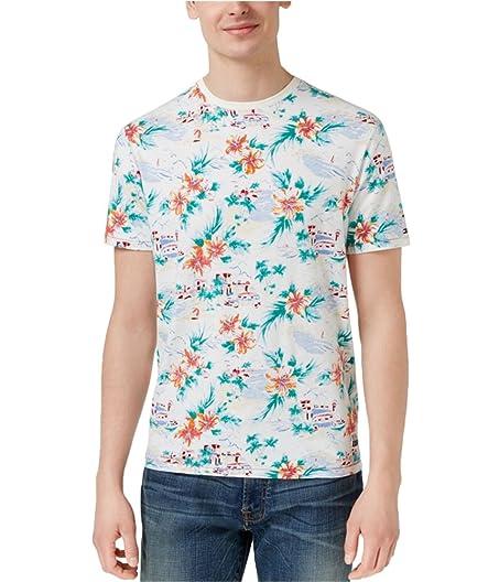 Outlet Huge Surprise Discount Original Tropical Print Logo T-Shirt - Sales Up to -50% Tommy Hilfiger Low Price Sale Online Big Discount vtdmFn